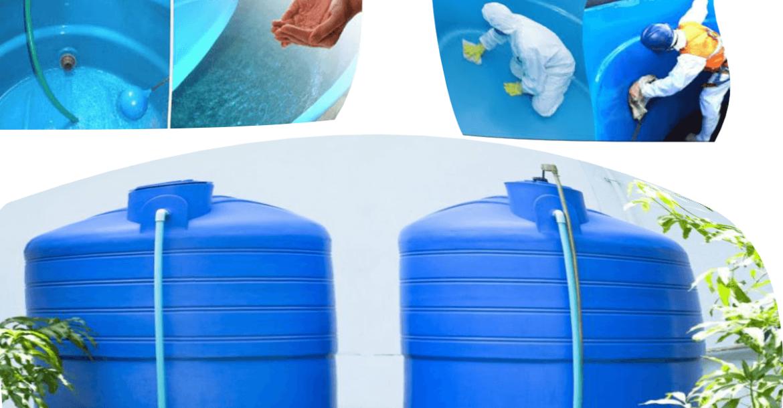 شركة تنظيف خزانات دبي