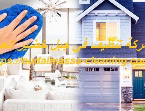 شركة تنظيف في جبل خضير العين  0523353369