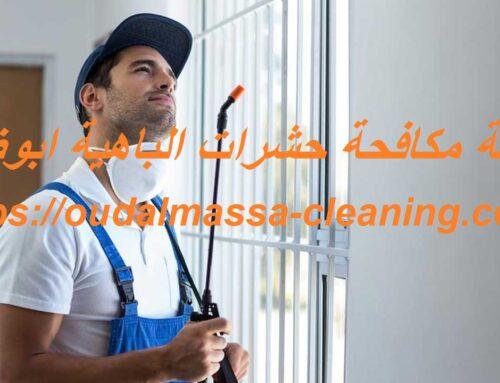 شركة مكافحة حشرات الباهية ابوظبي |0523353369